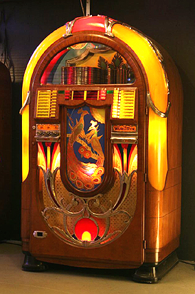 who owns a 45 jukebox      wanna show it off? | Page 3 | Steve